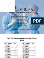 pelayanan anestesi bedah