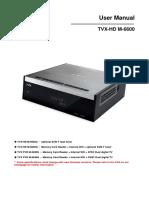 TViX HD M6600 English