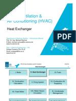 HVAC 02 Heat Exchanger