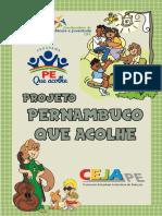 Cartilha Pernambuco Que Acolhe
