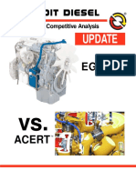 EGR vs[1]. ACERT Comp Analysis