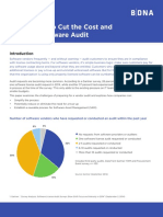 WhitePaper-Three Ways to Cut the Cost and Pain of a Software Audit