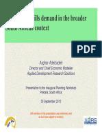 Presentation for the DHET Inaugural Planning Workshop 30_Sep