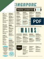 54 Restaurant MENU