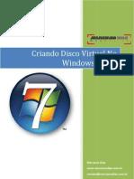 Criar Disco Virtual No Windows 7