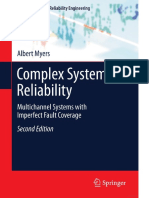 BOOK - Myers - Complex System Reliability
