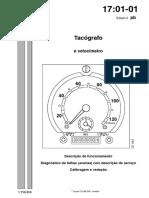 Tacógrafo - Scania R440