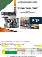 Transporte Urbano Clase Demanda