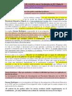 Artículo Voz de Galicia 7-12-17