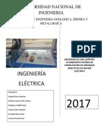 1er Informe Completo Electrica