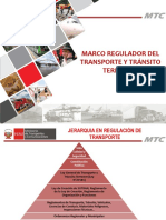 PPT MARCO NORMATIVO TRANSPORTE Y TRÁNSITO.pptx