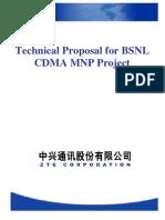Technical Proposal for BSNL CDMA MNP_Final 11.05