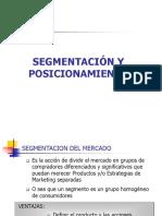 E) SEGMENTACION Y POSICIONAMIENTO.ppt