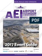 AEI Heathrow 2017 Event Guide Spread