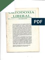 Ortodoxia Liberal, N° 2