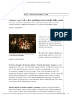 Traditi Libri, Arte e Cultura_ Ultime Notizie - Corriere Della Sera