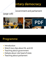 chapter 5 government and parliament