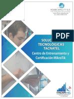 Brochure Tacnatel
