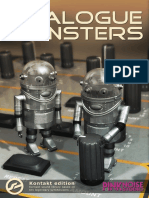 Analogue Monsters Users Guide (Kontakt Edition)