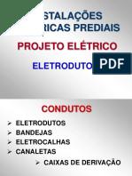 Aula 04 - Eletrodutos