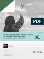 Niños. Derecho al Juego. UCA.pdf