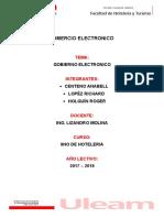 Comercio Electronico - Imforme