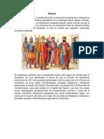 Imperio Bizantino-religion, Cultura y Fin Del Imperio
