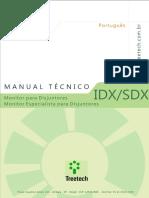 Manual IDX SDX 2.00 Pt