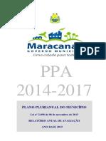 Avaliação Ppa 2014 2017 Ano Base 2015