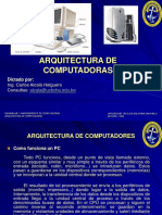 ARQUITECTURA DE COMPUTADORES.ppt