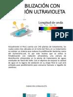 Potabilización Con Radiación Ultravioleta