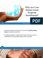 Why Are Care Homes Good Property Investments