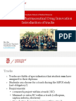 Presentatie MPDI Introduction Tracks Topclass III