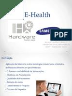 e Health Presentation