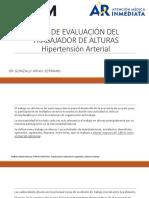 Guia de Evaluación Del Trabajador de Alturas