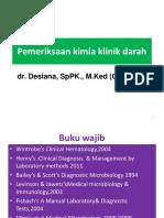 kuliah kimia klinik