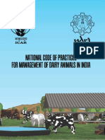 English National Dairy Code