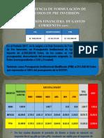Diapositiva de Gastos Corrientes
