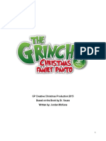 The Grinch Script Final