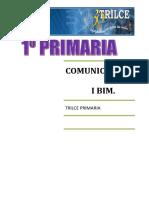 Comunicacion i. i Bim