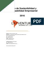 Latventure Informe de Sostenibilidad