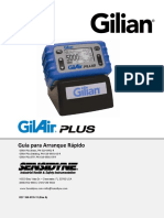 Manual GilAir plus gilian Español
