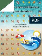 Guia Basica de Certificación de playas por Camilo Botero