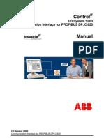 3BDD010422 CIO S900 Communication-Interface-CI920 V1-5