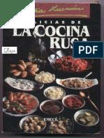 Cocina Rusa
