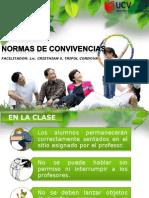NORMAS DE CONVIVENCIAS