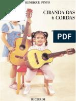 Henrique Pinto Ciranda Das 6 Cordas PDF(1)