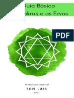E-book - Os Chakras e as Ervas