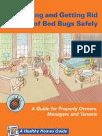 Bedbug Guide 2010
