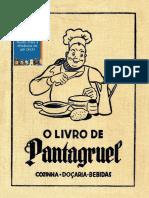 O Livro de Pantagruel -Edicao Original e Autografada de 1947.o